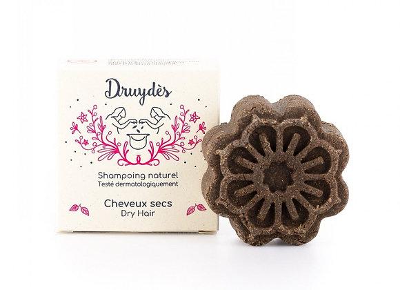 "Shampoing solide Druydès ""Cheveux secs"""
