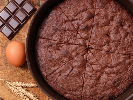 Gâteau au chocolat et à la courgette