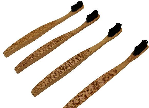 Brosse à dents adulte en bambou MOSO