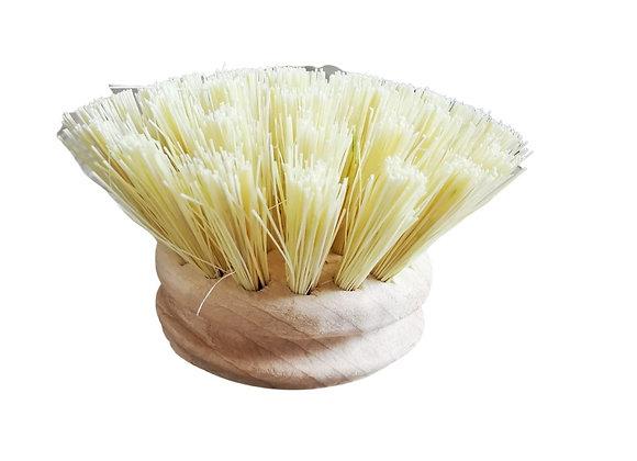 Tête de brosse à  vaisselle fibre 100% FSC