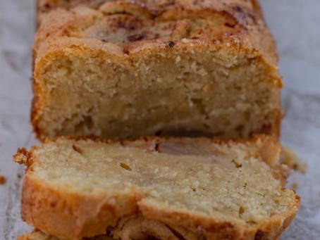 Cake aux poires et à la vanille