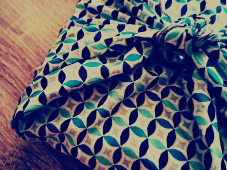 Emballage cadeau en tissu, découvrez deux méthodes simples et rapides