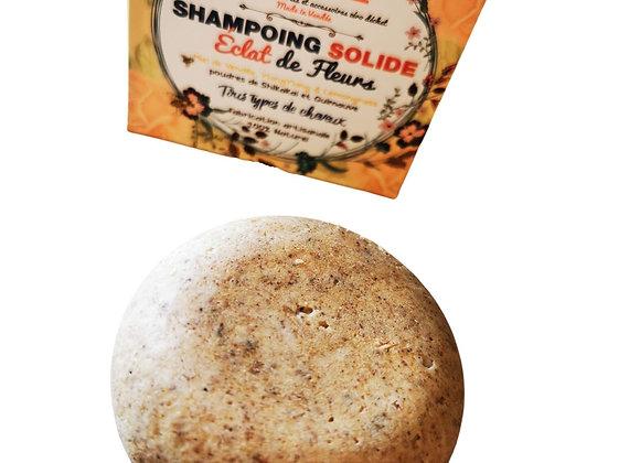 Shampoing solide artisanal Miel Ylang-Ylang (HE)