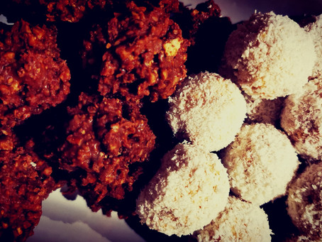 Recette de Ferrero® et Raffaello® maison