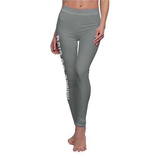 Drip or Drown Leggings (dark gray)