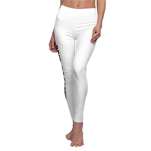 Drip or Drown Leggings (white)