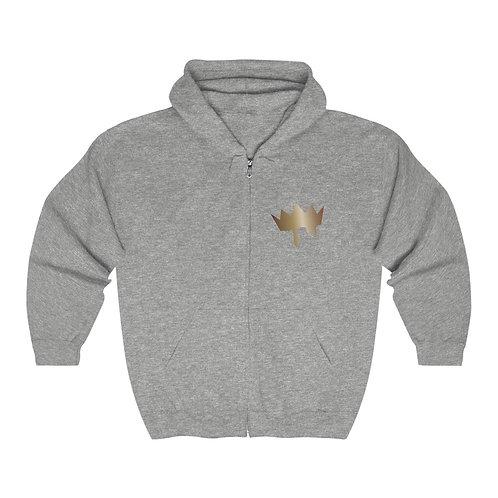 Baron Full Zip Hooded Sweatshirt