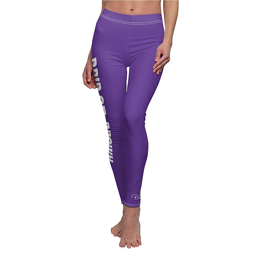 Drip or Drown Leggings (purple)