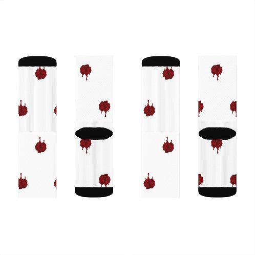 Bella Rose Socks