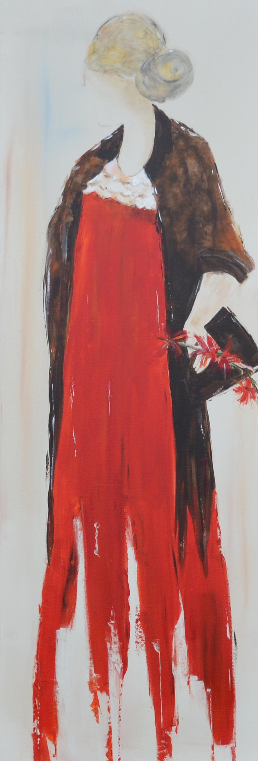 serie: women in red