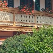 Neubau Balkon
