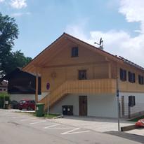 Neubau Einfamilienhaus Ambach