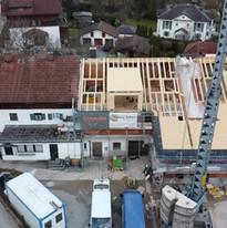 Neubau Dachstuhl Ammerland