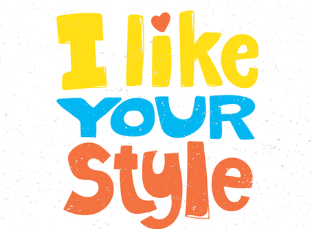 Hey, I like your style!