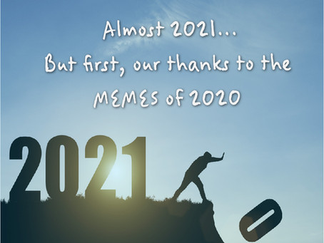 Top Five Memes of 2020