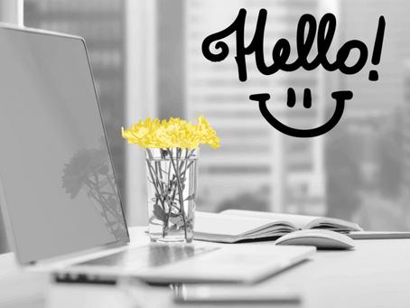 Hello Spring Newsletter