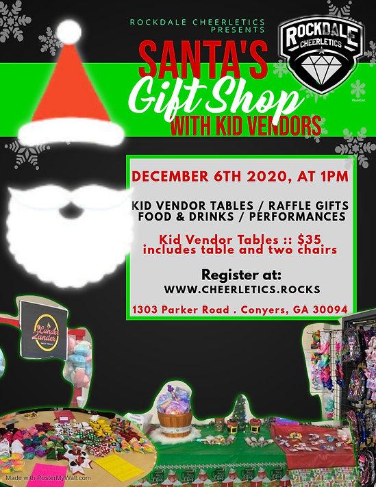 Copy of Dirty Santa Gift Exchange Flyer