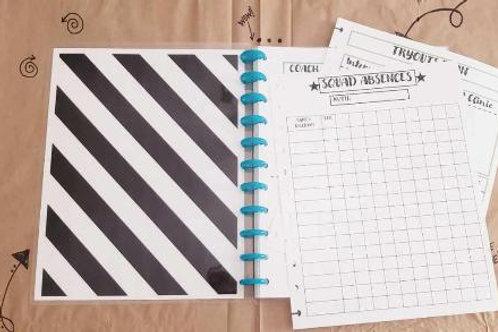 Extra Teacher Planner Sheets