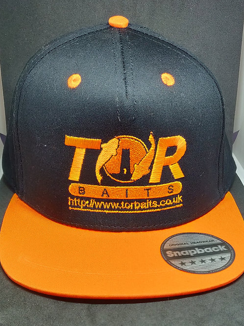 Tor Baits branded Flat Caps