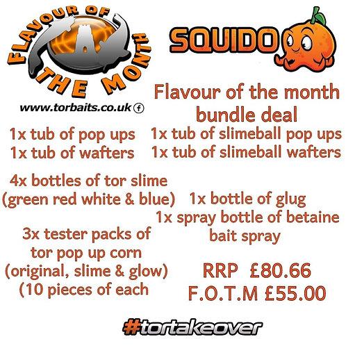 Squido  mega bundle