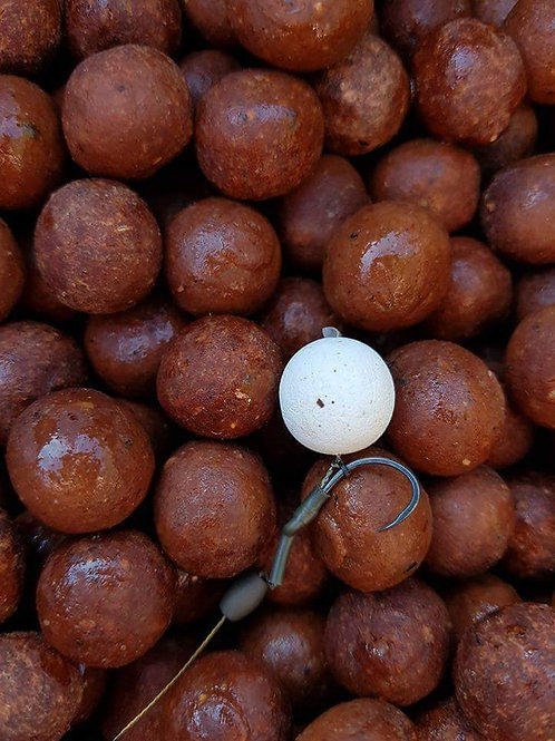 Session pack with boilies