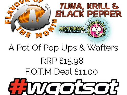 Nocturnal pop up and wafter deals