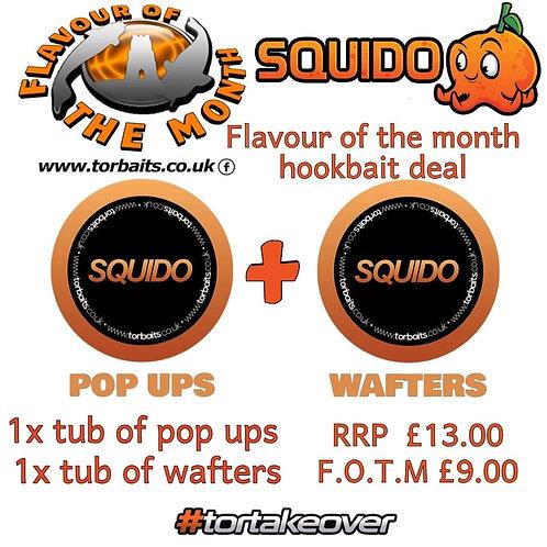 Squido pop ups & wafter deal