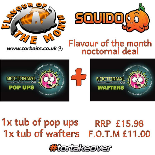 NocTornal pop up and wafter deals  squido