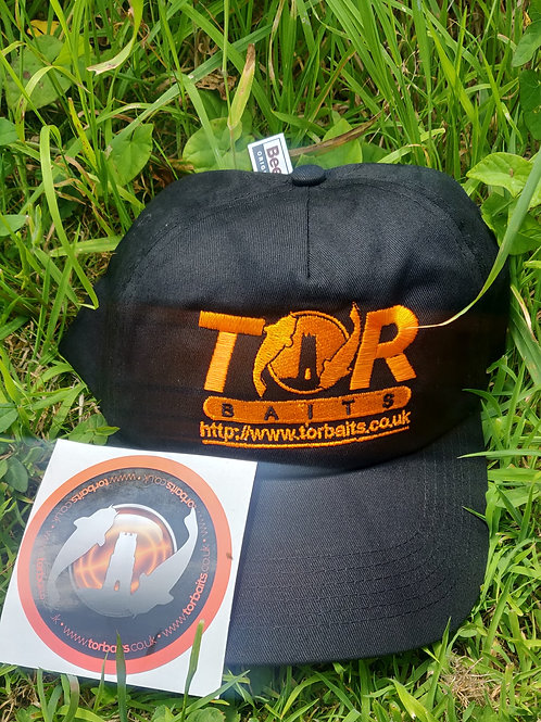 Tor Baits Branded Baseball Caps
