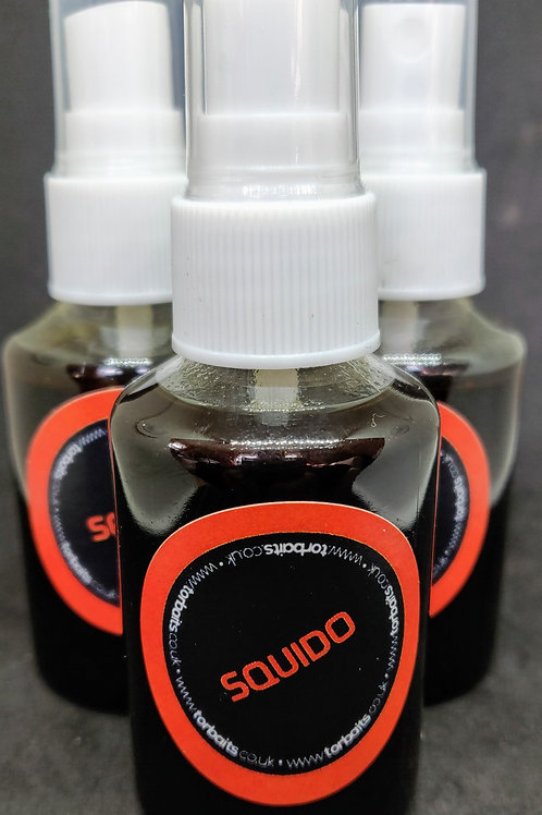 Sweet betaine liquid bait sprays