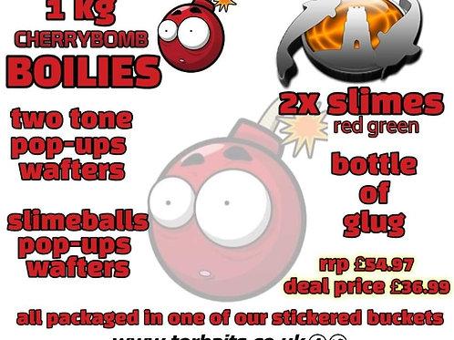 Cherry bomb 1kg bucket deal 🍒💣