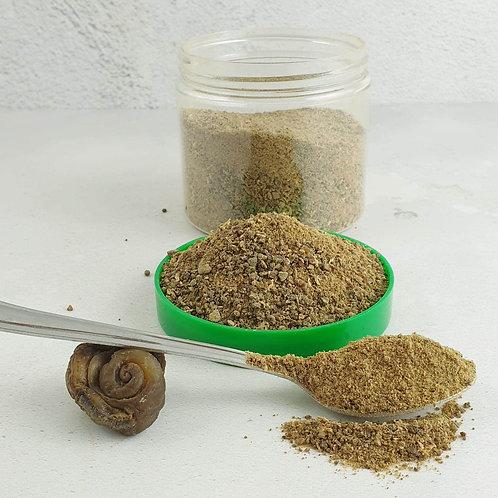 Snail bait coating system