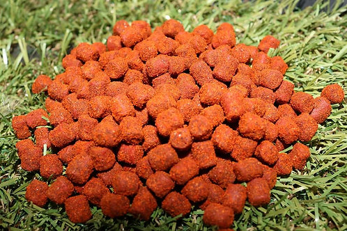 Red Devil Pellets - Active Coated High Attract