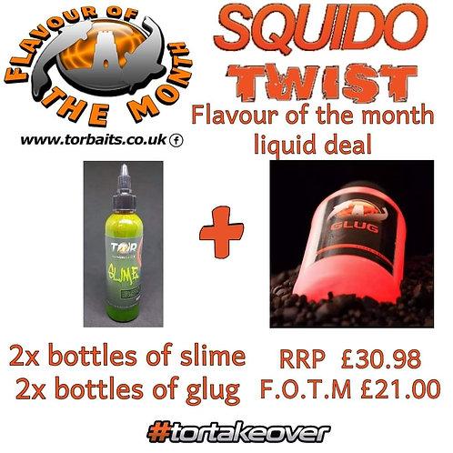 Liquid Squido Twist  deal