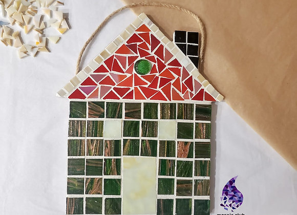 Mosaic Kit - Cozy House