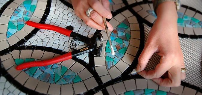 Mosaic crafting