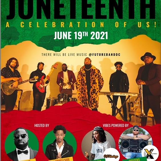 Juneteenth A Celebration of us!