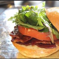 Haht Sahs BLT Sandwich Creation from The Marketplace