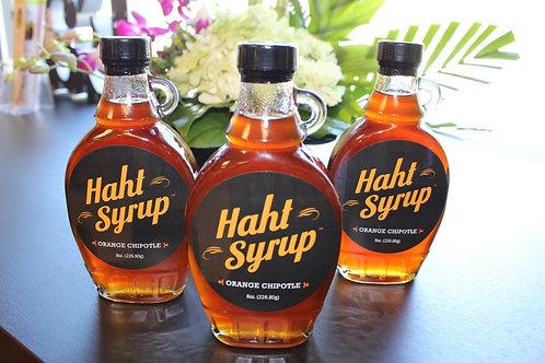Haht Syrup Orange Chipotle