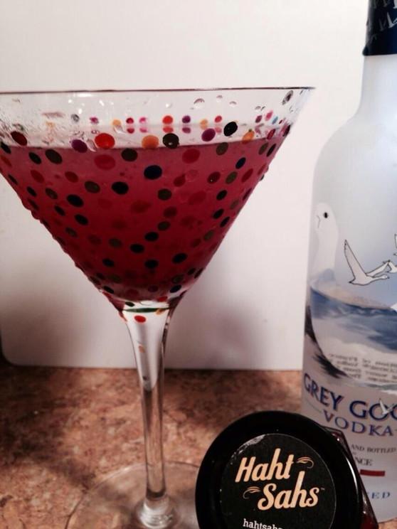 Haht Jam! Martini