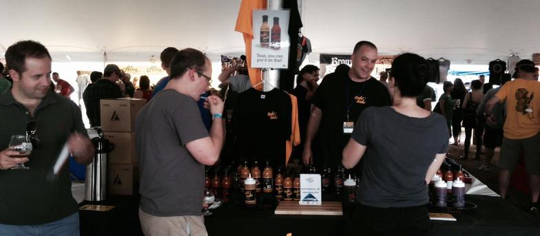 Garden State Brewfest - 2014