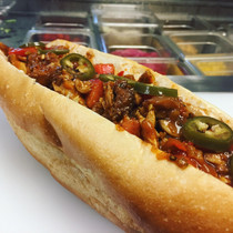 Haht Sahs Sandwich Creation from The Marketplace