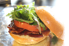 Our Awesomist BLT....