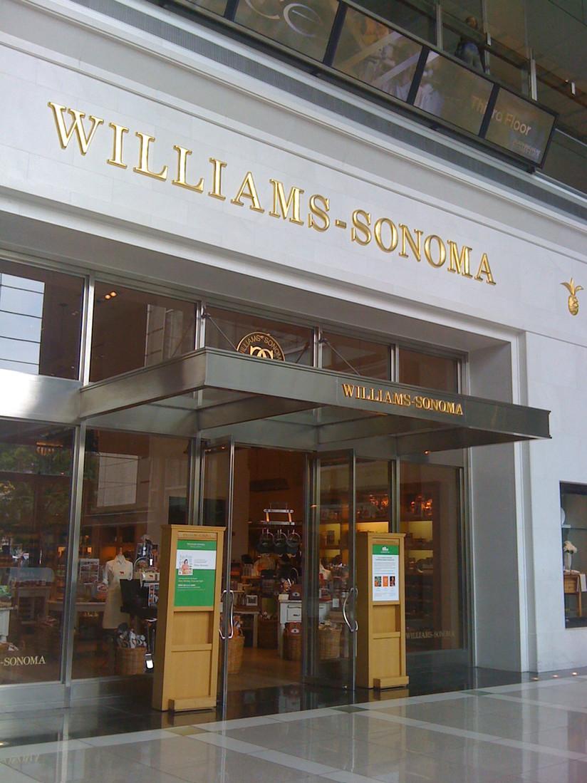 Williams-Sonoma Columbus Circle NYC