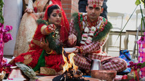 Seen a Nepali Hindu Wedding Before?