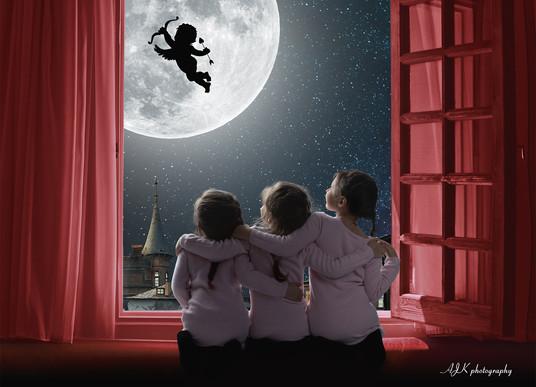 Valentine's Day window 1 triplets fb.jpg