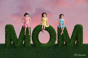 MOM bush letters pink sky triplets fb.jp