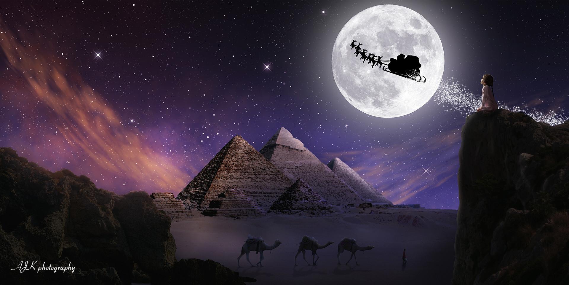 Santa in moon Egypt Kaitlin fb.jpg