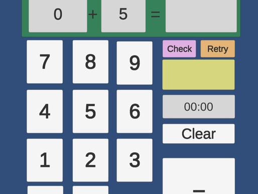 Card Calculation Dojo