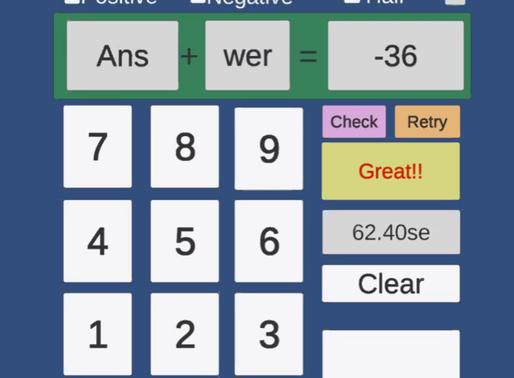 「ドラゴン桜のトランプ計算」風ゲーム